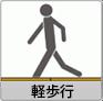 """""""軽歩行""""/"""